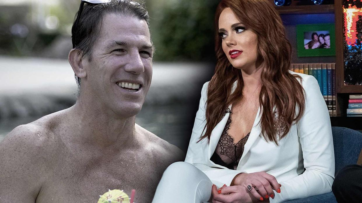 Southern Charm' Star Thomas Ravenel Says Phone Records Prove