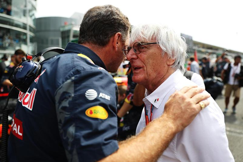 Ecclestone unsure how F1 season will play out. (Getty Images)