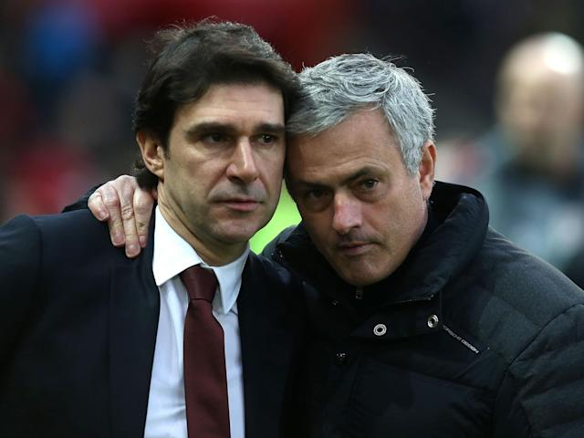 Jose Mourinho claims to 'know the names' of Middlesbrough players who got Aitor Karanka sacked