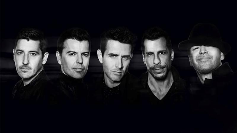 Hear New Kids on the Block's Alluring New Single 'One More Night'