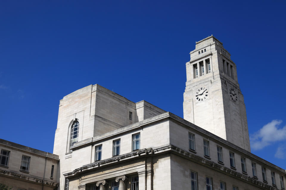 The University of Leeds is one of the 24 UK universities signed up to the declaration. Credit: Getty.