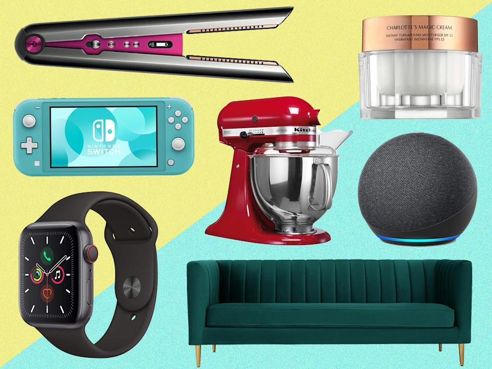 <p>Stay tuned for a weekend and Cyber Monday packed full of discounts</p> (The Independent)