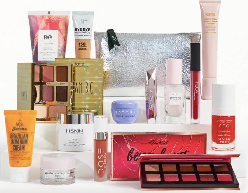 ipsy glam bag, best skin care subscription boxes