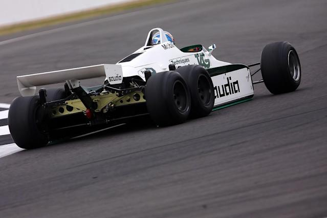 Martin to take on Button in 1983 Williams F1 cars