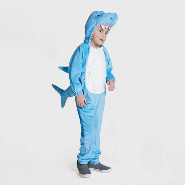 PHOTO: Target is releasing a line of kids' Halloween costumes that are adaptive to children with special needs. (Target)