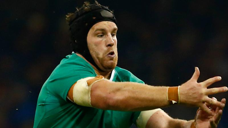 Ireland flanker O'Brien ruled out of Rugby World Cup