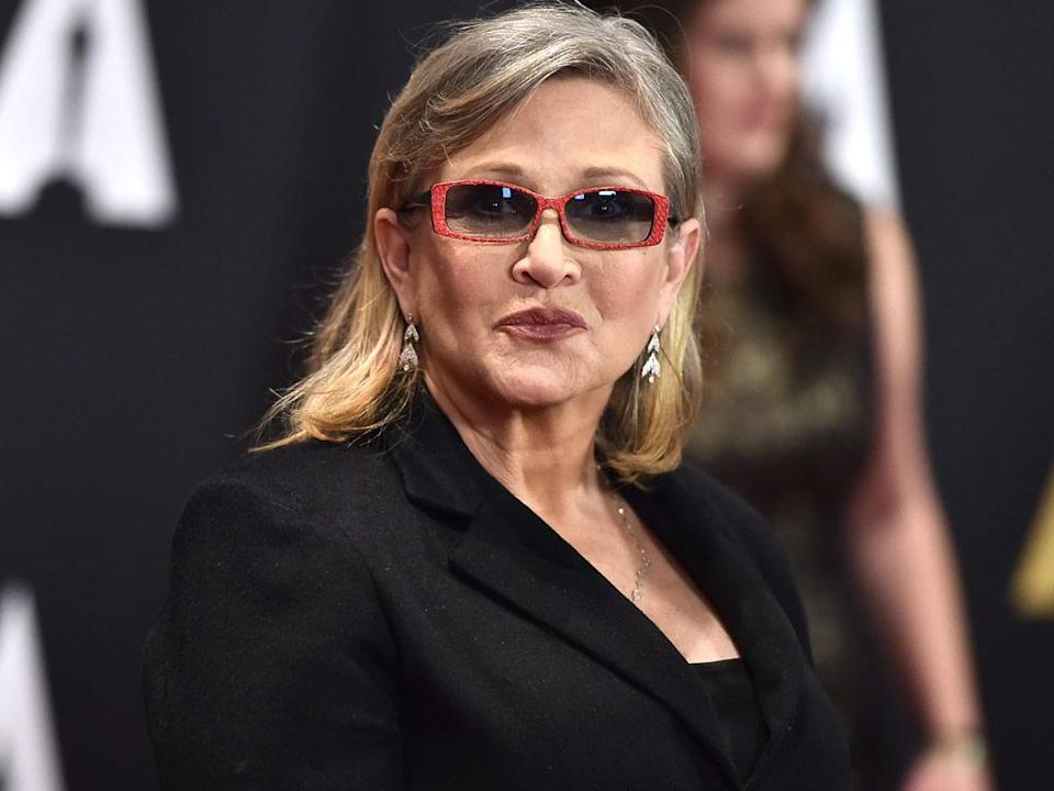 Carrie Fisher Shared Inspiring Mental Health Advice Weeks Before Death: 'As Your Bipolar Sister, I'll Be Watching'