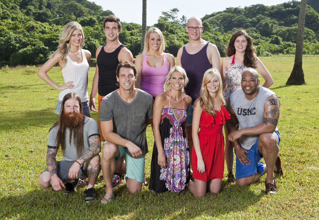 The Gota Tribe (Fans) are set to compete in SURVIVOR: CARAMOAN ? FANS vs. FAVORITES when the twenty-sixth installment of the Emmy Award-winning reality series premieres with a special two-hour edition, Wednesday, February 13 (8:00 ? 10:00 PM ET/PT) on the CBS Television Network.