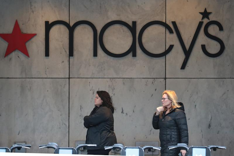 Free Shipping Day at Macy's. (Photo: Getty Images)