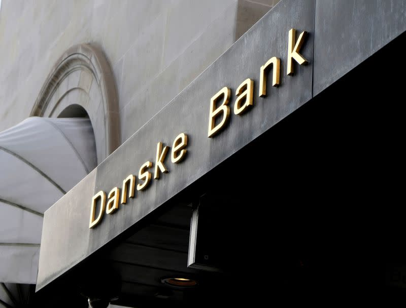 Danske Bank sees lower net income this year due to coronavirus, suspends outlook
