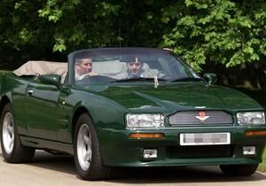 Prince Charles Is Selling The Aston Martin William And Kate Didn't Use At Their Wedding