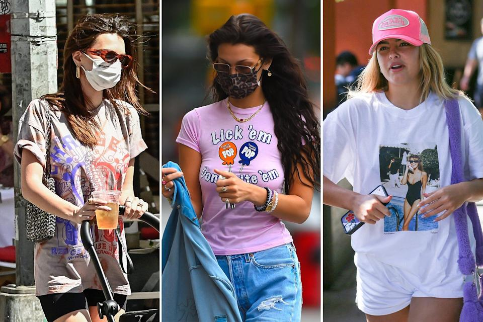 This Controversial Shirt Trend in 2002 — and Now It's Back