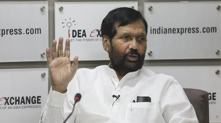 ram vilas paswan, supreme court order on reservation, dalit mps on quota, reservation, indian express