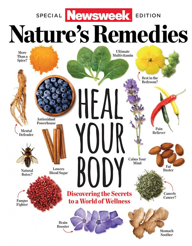 natures remedies cover