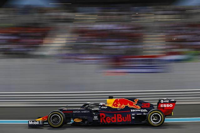 Verstappen explains Abu Dhabi power struggles