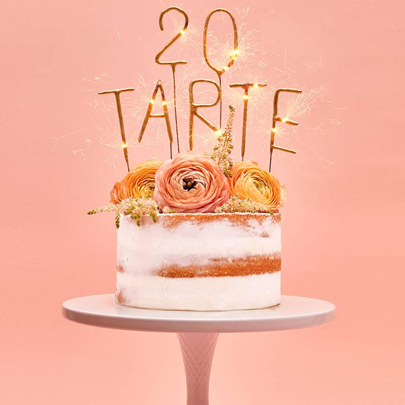 Save up To 70% off Tarte Sale Items for Their 20th Anniversary Sale