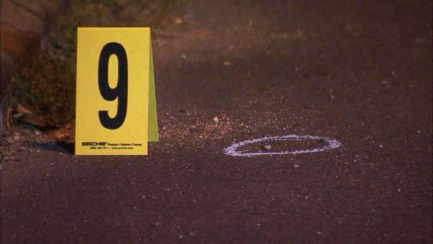 PHOTO: Authorities are looking for gunmen after a 14-year-old girl and her 5-year-old brother were shot while trick-or-treating in Philadelphia, Oct. 31, 2018 (WPVI)