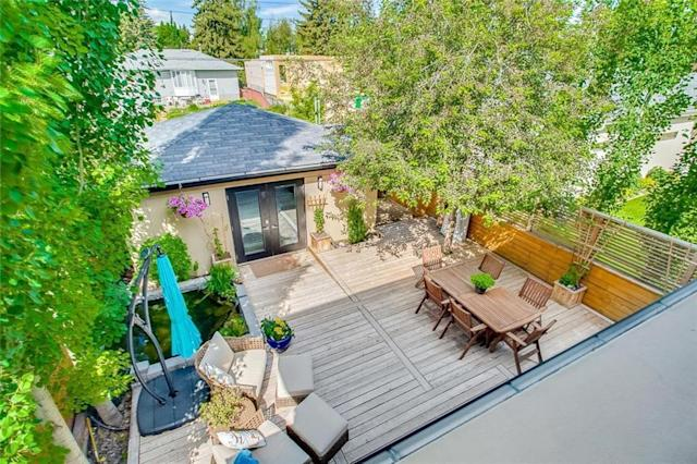 "<p><a href=""https://www.zoocasa.com/altadore-calgary-ab-real-estate/5383679-4619-16a-st-sw-altadore-calgary-ab-t2t4l8-c4190874"" rel=""nofollow noopener"" target=""_blank"" data-ylk=""slk:14618 16 Street Southwest, Calgary, Alta."" class=""link rapid-noclick-resp"">14618 16 Street Southwest, Calgary, Alta.</a><br> Situated on a 30-foot-deep lot, there is lots of privacy thanks to careful landscaping.<br> (Photo: Zoocasa) </p>"