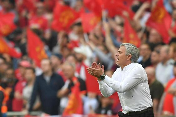 Manchester United boss Jose Mourinho: 'When I don't win, you kill me'
