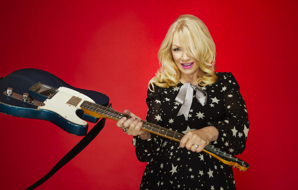 Nancy Wilson (Photo: Jeremy Danger)