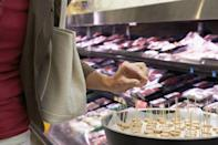 <p><b>3. Food Sample Stations</b></p><p>Food samples are staples at stores like Costco and BJ's — particularly during prime-time shopping hours. But Danielle Walker, a family nurse practitioner in Southport, Conn., says there's no way to know who touched the samples before you — or how clean the hands and utensils of the person preparing the food are. Add to that a 2010 E. coli outbreak being linked to cheese given out at Costco, and that crab dip on a cracker is looking a lot less appealing. <br></p><p><i>(Photo: Getty)</i><br></p>