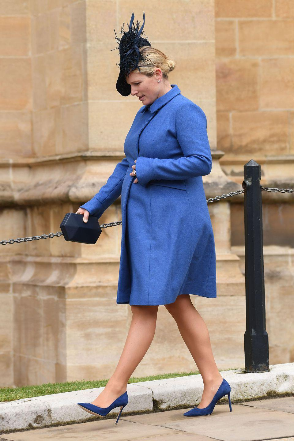 <p>Zara is due with her third child later this year.</p>