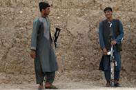 Afghanistan has a long history of local militias fighting for and against authorities in Kabul -- frequently switching sides and allegiances depending on the tide of politics