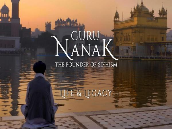 Film directors Jerry Krell and Adam Krell of Auteur Productions spent 10 months to produce the film on Guru Nanak