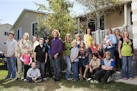 "<p>The Brown family has long captured public attention as the stars of the TLC series <a href=""https://people.com/tag/sister-wives/"" rel=""nofollow noopener"" target=""_blank"" data-ylk=""slk:Sister Wives"" class=""link rapid-noclick-resp""><i>Sister Wives</i></a>, providing a glimpse into the unconventional lifestyle of their plural family for more than a decade. </p> <p><a href=""https://www.tlc.com/tv-shows/sister-wives/about"" rel=""nofollow noopener"" target=""_blank"" data-ylk=""slk:The series"" class=""link rapid-noclick-resp"">The series</a> follows polygamist Kody Brown and his wives Meri, Janelle, Christine and Robyn, with whom he shares a combined 18 children. The family tree can be hard enough to pin down, especially now that some of the children are getting married and having children themselves — so we've rounded up everything you need to know about the sprawling Brown family and some of their most dramatic moments in the show's 10-year history. </p>"