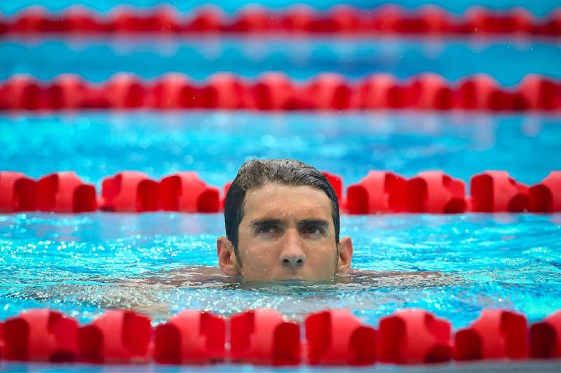 Swimming - Lochte, Phelps vie for individual gold at Pan Pacs