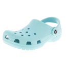 """<p><strong>Crocs</strong></p><p>amazon.com</p><p><strong>$44.95</strong></p><p><a href=""""https://www.amazon.com/dp/B01MU2TDQH?tag=syn-yahoo-20&ascsubtag=%5Bartid%7C10055.g.33485201%5Bsrc%7Cyahoo-us"""" rel=""""nofollow noopener"""" target=""""_blank"""" data-ylk=""""slk:Shop Now"""" class=""""link rapid-noclick-resp"""">Shop Now</a></p><p>People have mixed feelings about these shoes, but true fans will <strong>rave about how comfortable these slip-on Crocs feel.</strong> These classic clogs come in a large array of colors, from bright yellow, to pink and blue. What reviewers really seem to agree on is the fact that Crocs are easy to clean with just soap and water, convenient for rainy summer days or messy walks at the beach. Take note that most reviewers advise to size down. <br><strong><br><strong>Reviews:</strong> </strong>21.4k<br><strong>Star rating:</strong> 4.8 stars<br><strong>Sizes available:</strong> 4- to 9</p>"""