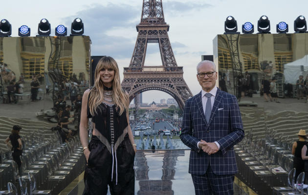 Heidi Klum and Tim Gunn are Hosting a New Fashion Competition Show