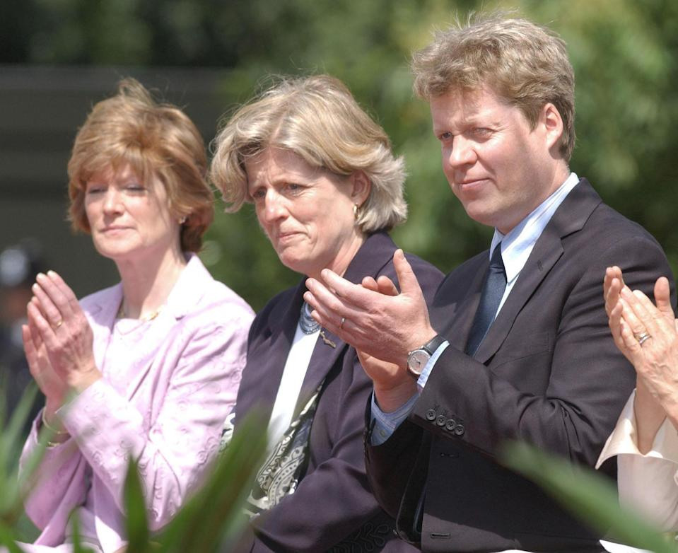 Diana's Spencer siblings (PA Archive)