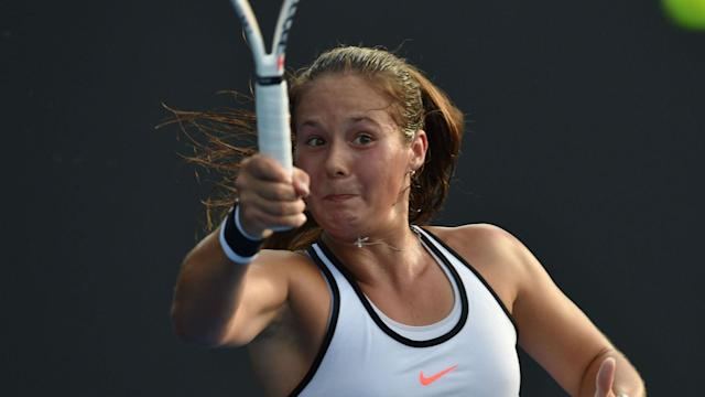 Steffi Graf, Martina Hingis and now Daria Kasatkina - a notable list of teenagers to win the Volvo Car Open in Charleston.