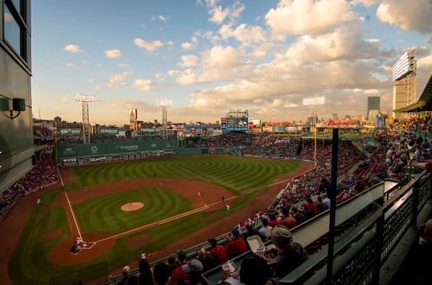 The Red Sox are serious about banning fans that utter racial slurs at Fenway Park. (Getty)