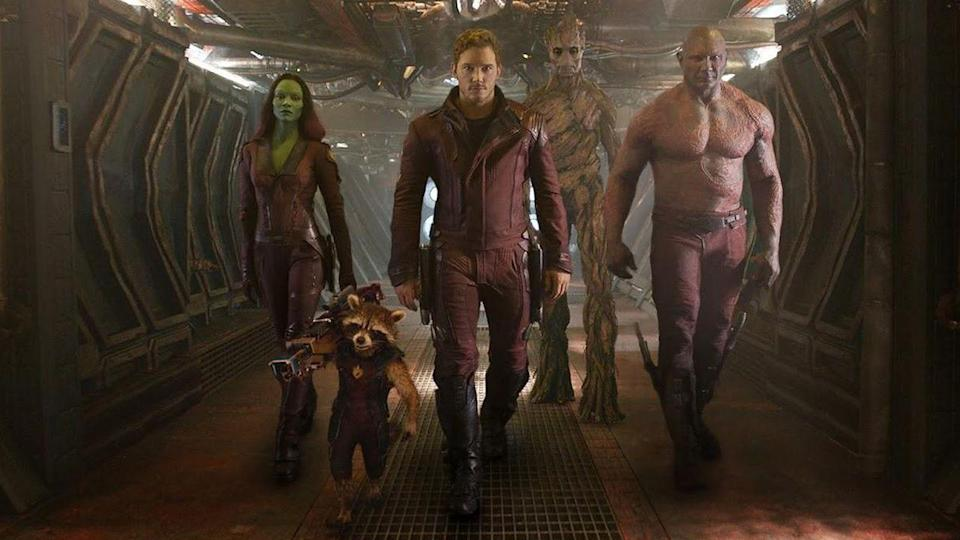 "<p> Guardians of the Galaxy is a wonderful, funny, and warm sci-fi scramble through some of the most exotic locations in the MCU – and it's also the movie with the loosest connections to Iron Man, Captain America and the rest. Arguably the best thing to happen to big screen space opera since Star Wars (Star-Lord, Gamora and Groot could be this generation's Han, Leia and Chewie), it's got a fresh, lively lightness of touch that simultaneously feels like it's rebelling against the Marvel formula, while remaining 100 per cent part of the MCU. Everything is held together by a generous streak of fun, while the ""Awesome Mix"" cassette soundtrack perfectly suits the mood. The least-Marvel of the Marvel movies, then, but also one of the best. </p>"