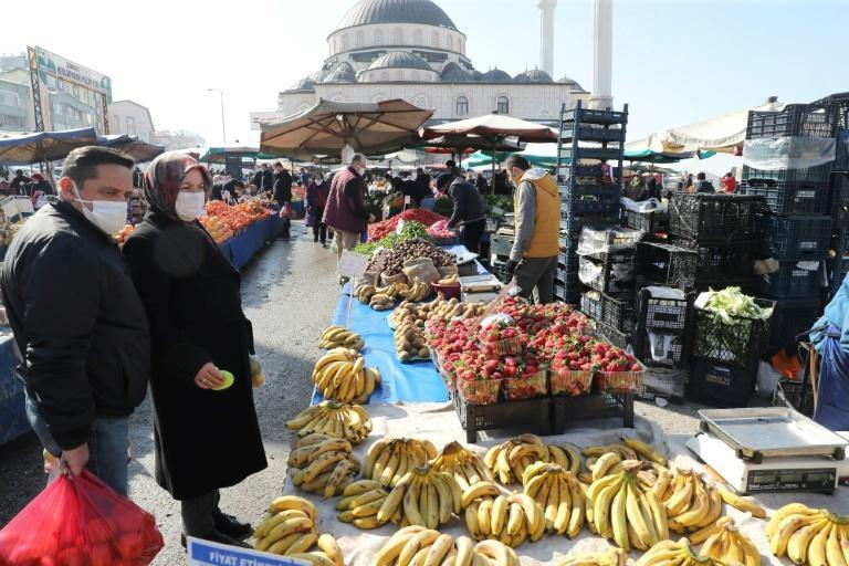 Food in Turkey seems to be growing more expensive by the day