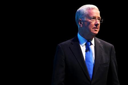 Michael Fallon quits as defence secretary