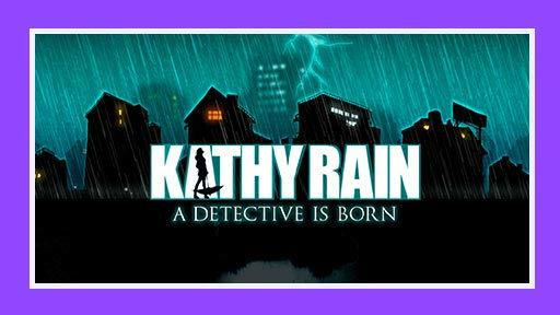 Get Kathy Rain: A Detective is Born for free. (Photo: Amazon)