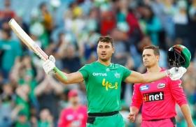 BBL: Marcus Stonis slams 147* to become highest run-scorer