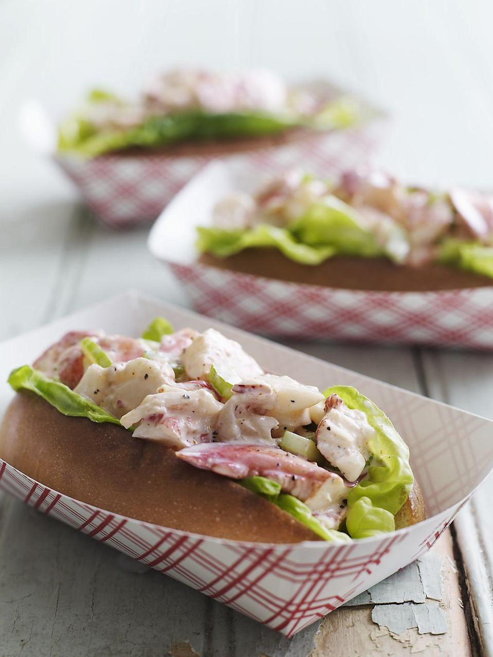 """<p>Lobster rolls may be pricey, but they're definitely worth the splurge at least once this summer. </p><p><strong>RELATED:</strong> <a href=""""https://www.countryliving.com/life/g1718/fun-things-to-do-in-the-summer/"""" rel=""""nofollow noopener"""" target=""""_blank"""" data-ylk=""""slk:50 Ways to Have the Best Summer Ever"""" class=""""link rapid-noclick-resp"""">50 Ways to Have the Best Summer Ever</a></p>"""