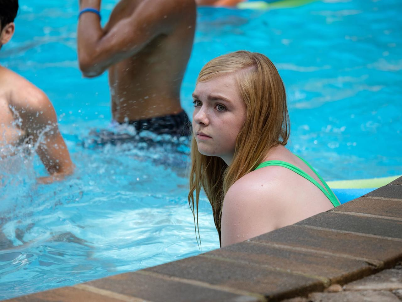 <p>Bo Burnham's directorial debut hinges around 13-year-old Kayla (Elsie Fisher) as she navigates the final week of her less-than-stellar eighth grade year. From her angsty interactions with her dad to genuine feelings of isolation while enduring the embarrassing effects of puberty, the dramedy casts a realistic lens on a formative time period.</p>