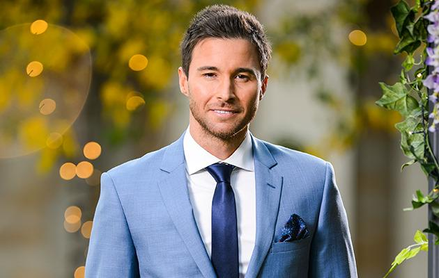 Michael is also vying for Sam Frost's heart. Photo: Channel Ten.