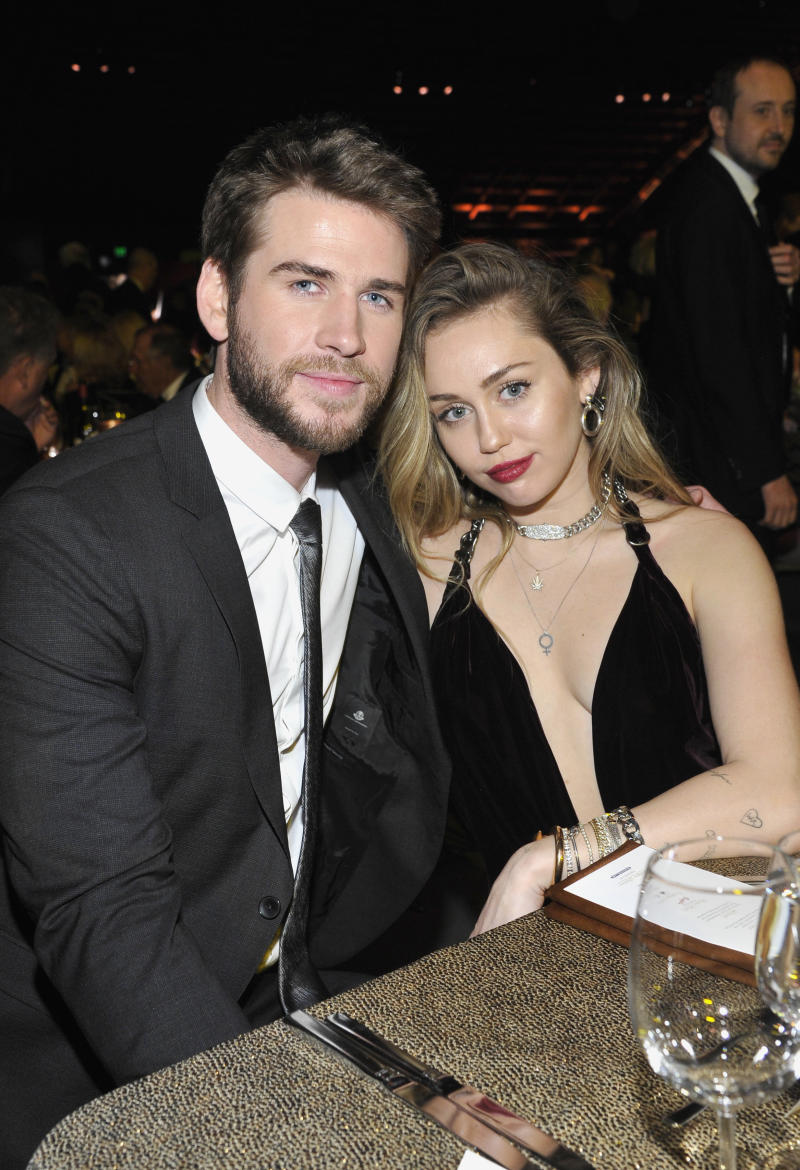 Liam Hemsworth reportedly refused to attend couple's therapy with Miley Cyrus. Photo: Getty Images