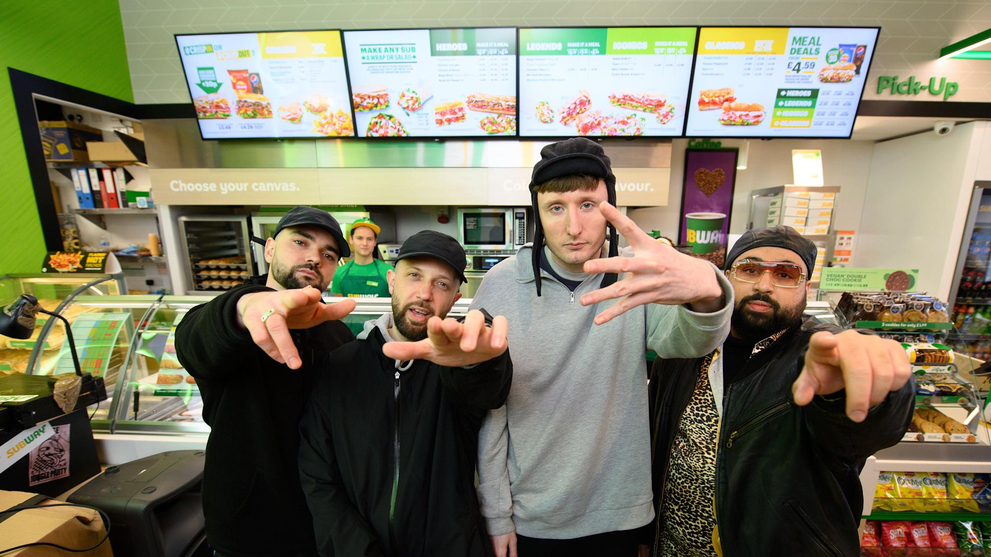 Kurupt FM wanted to give Craig David 'more limelight' through collaboration