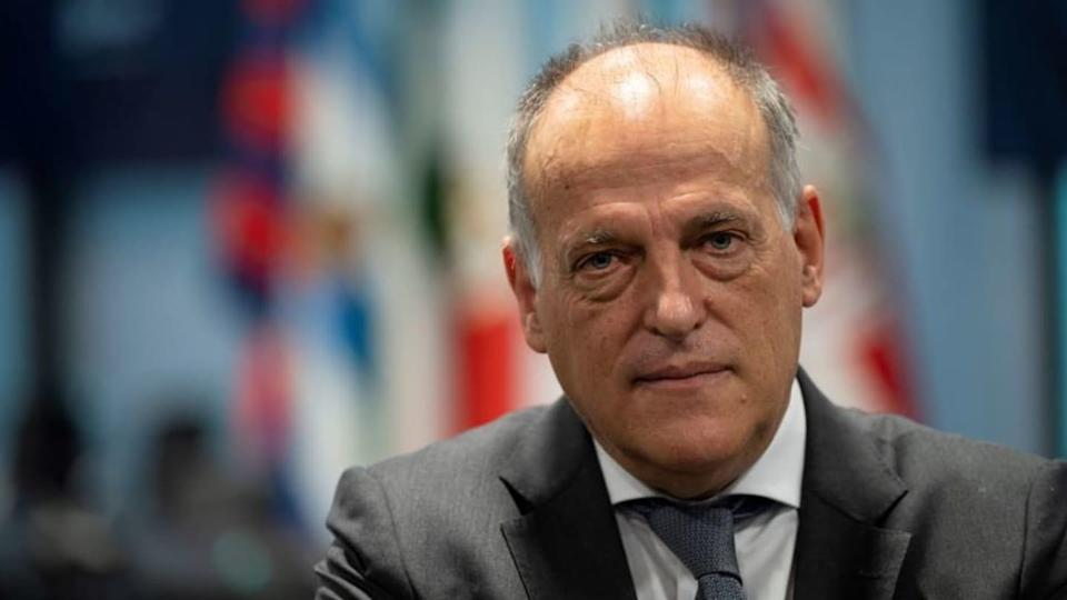 Javier Tebas | PIERRE-PHILIPPE MARCOU/Getty Images