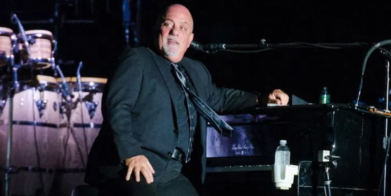 Billy Joel's catalog to become musical TV anthology series