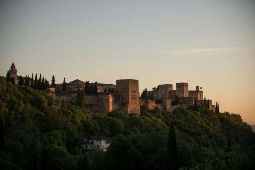 The Alhambra was once home to the Moorish kings and is now one of the world's largest open-air museums of Islamic architecture