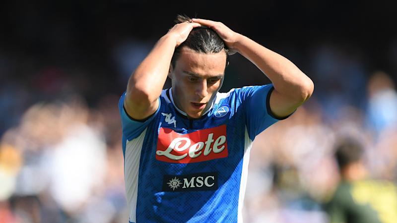 Napoli could punish star who backed club to make Serie A title push