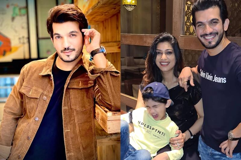 After Wife, Arjun Bijlani's Son Also Tests Positive For COVID-19